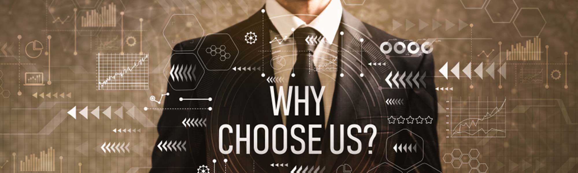 A person - why choose us