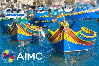 Boats and AIMC logo